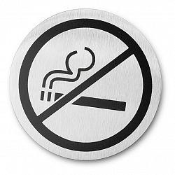 """Blomus Dverová okrúhla tabuľka """"zákaz fajčenia"""" SIGNO"""