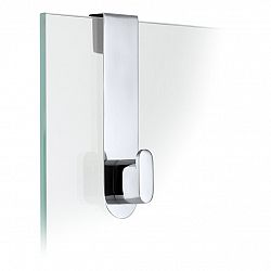 Blomus Háčik na sklenené dvere leštený AREO