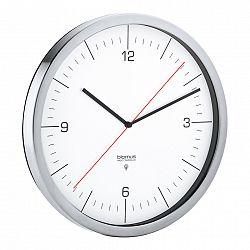Blomus Nástenné hodiny rádiovo riadené RONO biele Ø 24 cm