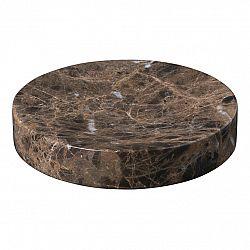Blomus Podložka / tanierik mramorový malý PESA hnedý
