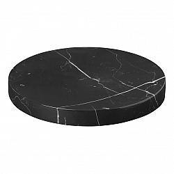 Blomus Podložka / tanierik mramorový stredný PESA čierny