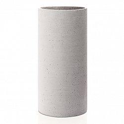 Blomus Váza Coluna veľkosť L svetlosivá