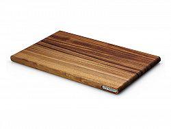 Doska na krájanie drevená Continenta 36 x 23 x 1,8 cm
