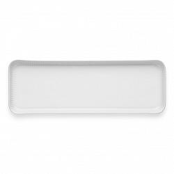 Eva Solo Servírovací tanier Legio Nova biely 37 x 13 cm