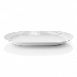 Eva Solo Servírovací tanier Legio Nova biely 37 x 25 cm
