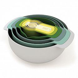 Joseph Joseph Súprava stohovateľných misiek a odmeriek Opal Nest™ 9 Plus