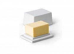 Keramická dóza na 125 g maslo Continenta 9,5 x 7 cm
