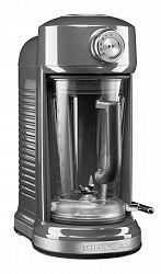 KitchenAid Stolný mixér s magnetickým pohonom Artisan striebristo sivá