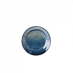 MIJ Okrúhly plytký tanier Indigo Blue 17 cm