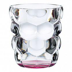 Nachtmann Súprava 2 univerzálnych pohárov Bubbles ružová