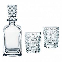 Nachtmann Whisky súprava 3 kusy Bossa Nova
