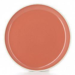 REVOL Tanier dezertný Ø 20 cm oranžová Capucine Color Lab