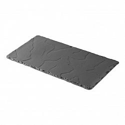 REVOL Tanier obdĺžnikový Basalt 30 x 16 cm
