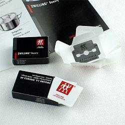 Žiletky pre zrezávač kože 2 x 10 kusov ZWILLING® Classic