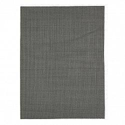 ZONE Prestieranie hladké 30 x 40 cm dark grey