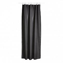 ZONE Sprchový záves 180 x 200 cm black LUX