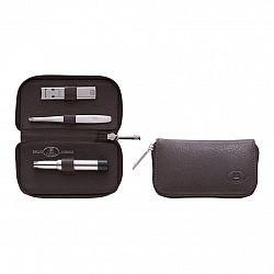 ZWILLING Manikúra 3-dielna TWINOX® pánska so zastrihávačom chĺpkov